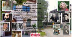 Plakat Prešernov dan Kovin 2021.